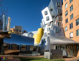 Educational architectural photography - MIT